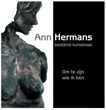boekomslag Ann Hermans om te zijn wie ik ben